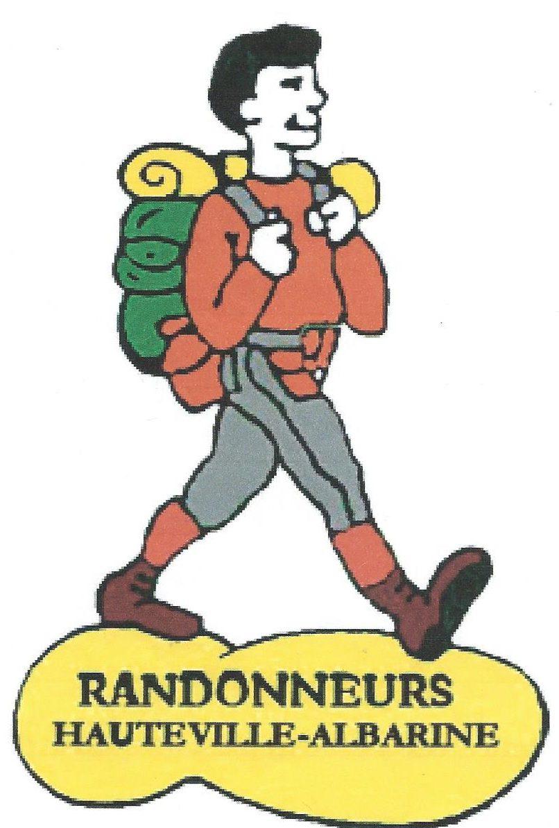 Randonneurs pédestres Hauteville - Albarine